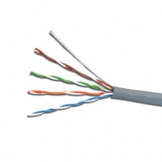 Rola Cablu UTP, Categoria 5e, Emtex 305M, EMT-UTP5E25AWG, Cupru, 0.45mm
