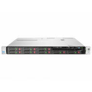 Server HP ProLiant DL360e G8, 1U, 2x Intel Octa Core Xeon E5-2450L 1.8 GHz-2.3GHz, 64GB DDR3 ECC Reg, 2 x SSD 512GB SATA + 4x 1,2TB SAS/10k, Raid Controller HP SmartArray P420/1GB, iLO 4 Advanced, 2x Surse HOT SWAP