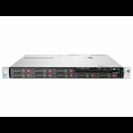 Server HP ProLiant DL360e G8, 1U, 2x Intel Hexa Core Xeon E5-2430L V2 2.4 GHz-2.8GHz, 48GB DDR3 ECC Reg, 2x SSD 240GB SATA + 2x 900GB SAS/10k, Raid Controller HP SmartArray P420/1GB, iLO 4 Advanced, 2x Surse HOT SWAP