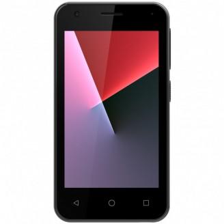 Telefon mobil Vodafone Smart C9, Mediatek Quad-Core MT6580M 1.30GHz, 512MB RAM, 4GB ROM, 4 Inch Touchscreen, 3G, Wi-Fi, Android 8.1