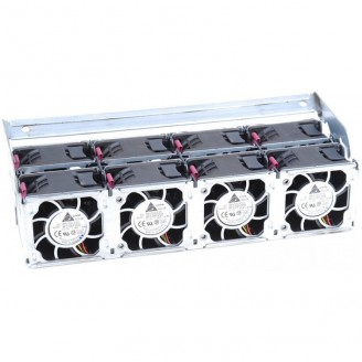 Ventilatoare HP 394035-001 + Suport HP HP 419285-001, compatibile cu servere HP Proliant DL380 G5