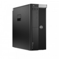 Workstation DELL Precision T3610 Intel Xeon Quad Core E5-1620 V2 3.70-3.90GHz, 16GB DDR3 ECC, 1TB HDD SATA, DVD-ROM + AMD FirePro W5000/2GB