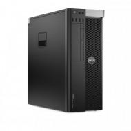 Workstation DELL Precision T3610 Intel Xeon Quad Core E5-1620 V2 3.70-3.90GHz, 64GB DDR3 ECC, 240GB SSD + 2TB HDD SATA, DVD-ROM + NVIDIA QUADRO K5000/4GB