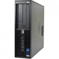 Workstation HP Z210 SFF, Intel Core i5-2400, 3.1GHz, 4GB DDR3, 500GB SATA, DVD-RW