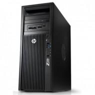 Workstation HP Z220 Tower, Intel Xeon E3-1290 v2 3.70-4.10GHz, 8GB DDR3, 256GB SSD, nVidia Quadro 2000 1GB GDDR5, DVD-RW
